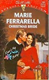 Christmas Bride, Marie Ferrarella, 0373240694