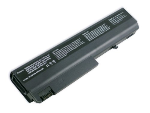 4400mAh, 11.1v, Li-ion, 6 cells replacement battery for HP Compaq Business Notebook NC6110,NC6115,NC6120,NC6200,NC6220,NC6230,NC6400 NX6105,NX6110,NX6110 CT,NX6115,NX6120, NX6125