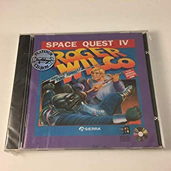 Amazon Com Space Quest Iv Roger Wilco And The Time Rippers Video Games