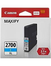 Canon Maxify Inkjet Cartridges PGI-2700C XL