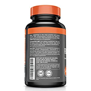 #1 Testosterone Booster for Men : Extra Strength Size Formula - Potent & Powerful Male Enhancing Supplement Pills w L Arginine, Maca, Tongkat, Ginseng + Enhance Performance, Increase Power & Drive natural male enhancing pills increase size - 41ePao LO9L - natural male enhancing pills increase size
