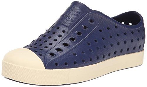 Native Jefferson Slip-on Sneaker Regatta Blauw / Beenwit