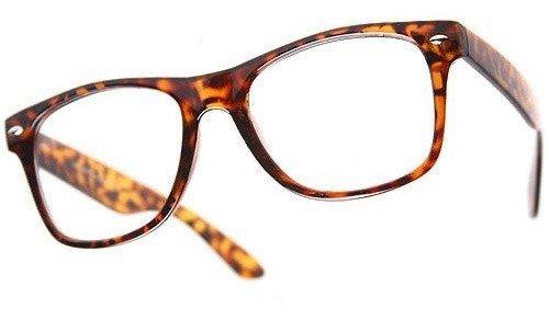 72386efab32c5 Geek Ecaille Paires Style Neutre Noir Lot 2 Marron Retro Transparent  Purecity Nerd De Lunettes 80's Monture Verre Tendance Vintage qnwOaSvt