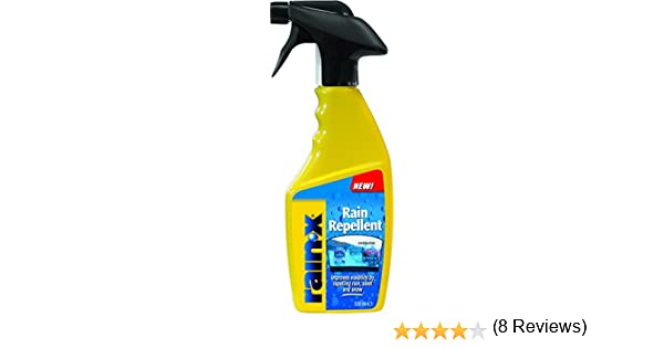 Rain X 80199500 Repelente de Lluvia (Spray, 500 ml): Amazon.es: Coche y moto