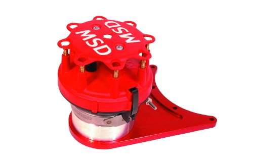 MSD 8510 Pro-Billet Front Drive Distributor
