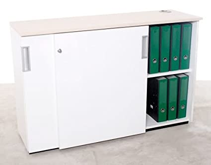 Credenza Per Ufficio : Credenza 2 oh larghezza 120 cm usato mobili per ufficio: amazon