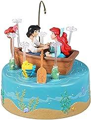 Hallmark Keepsake Christmas Ornament 2021, Disney The Little Mermaid Kiss The Girl, Musical with Motion