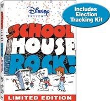 Disney School House Rock [Schoolhouse Rock]: The Election...