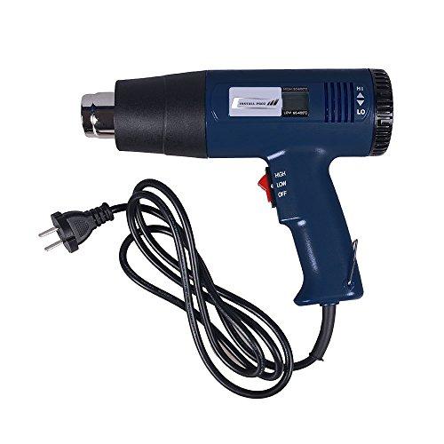Install Proz 1800W Industrial Heat Gun With Digital Temperature Gauge ((2 attachments)) -