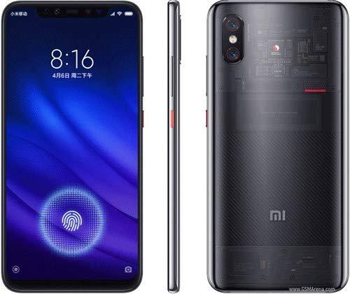 Xiaomi Mi 8 Pro (128GB, 8GB RAM) with In-Screen Fingerprint Reader, Dual Camera's, 6.21
