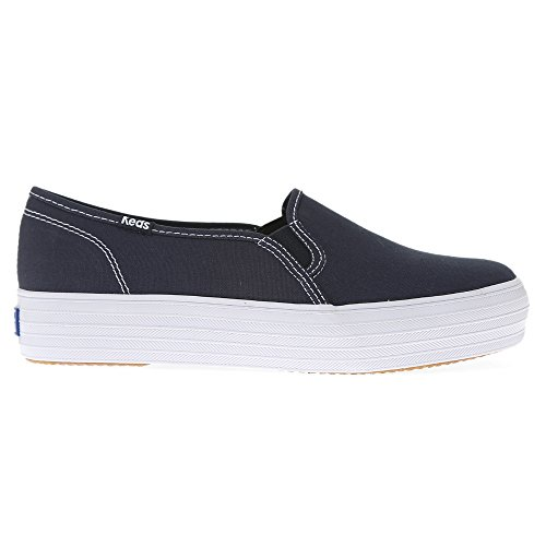 Sneaker Navy Triple Keds Decker Womens Keds Womens Fashion w77YOa6q