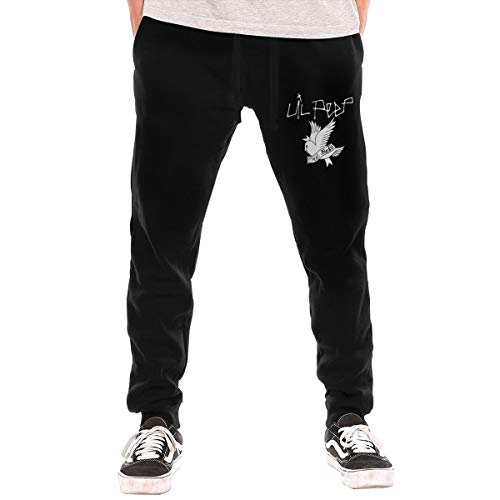 Lil Peep Cry Baby Man Sweatpants Pants Athletic Joggers Workout Gym Fitness Sport
