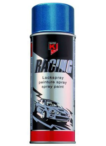 Auto-K Racing Blau Metallic Lack Spray Spraydose 400 ml