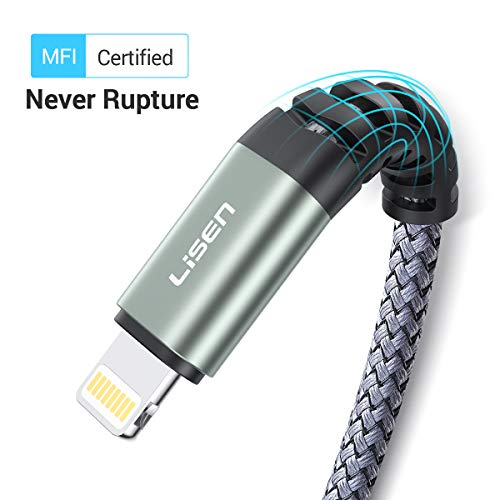 LISEN Certified Lightning Charging Compatible product image