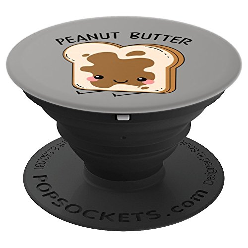 Peanut Butter Matching Costume Set with Jelly Art - PopSockets Grip and Stand for Phones and Tablets]()