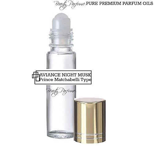 Prince Matchabelli Aviance Night Musk *Type (W) Concentrated Version PREMIUM PERFUME BODY OIL Roll on : UNCUT PARFUM OIL