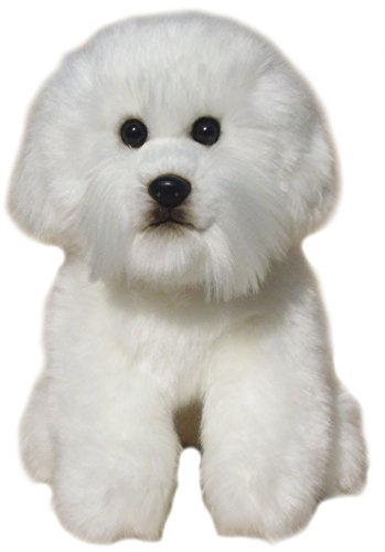 Toy Bichon Frise - Bichon Frise Soft Toy 12