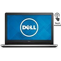 Dell Inspiron 5000 series HD LED Touchscreen 15.6 Notebook i5558-5719slv, Intel Core i7-5500u, 8gb Memory, 1tb Hard Drive, Windo