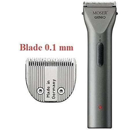 Moser Genio – Cortadora de pelo con dientes finos, corte de 0,1 mm ...