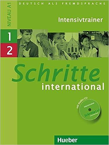 Schritte international 1-2 Intensivtrainer mit Audio-CD