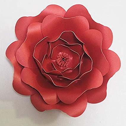Amazon Com 1pcs 12 Diy Giant Paper Flowers For Wedding