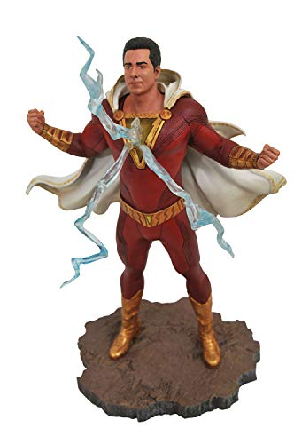 Movie Version Pvc Figure - DIAMOND SELECT TOYS DC Gallery: Shazam (Movie Version) PVC Figure