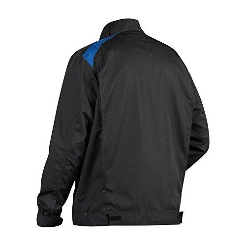 Size L Black//Cornflower Blue Blaklader 405418009985L Industry Jacket