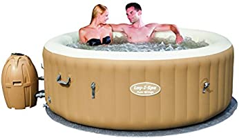 Save on the SaluSpa Palm Springs AirJet Inflatable 6-Person Hot Tub