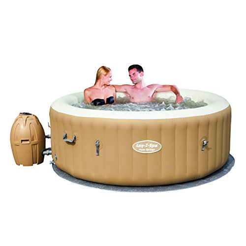 Palm Springs AirJet Inflatable 6-Person Hot Tub