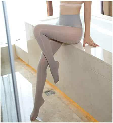 0d6fe50c1f Tomtop201309 360°Seamless High waist Ultra Shiny 8D Oil Glossy Sheer  Stockings Tights Pantyhose