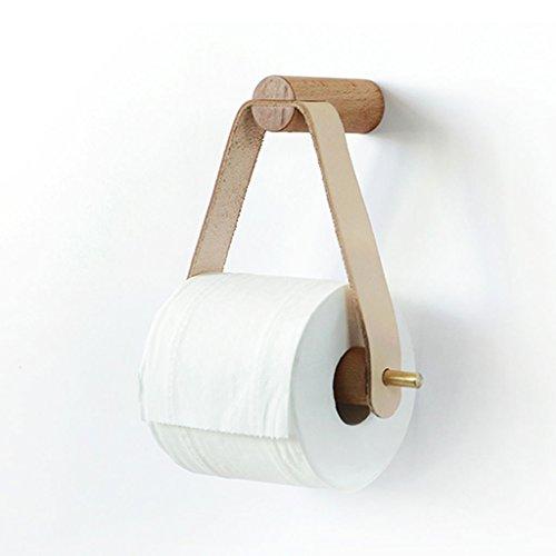 Shelf XM ZfgG Brass Bathroom Storage Paper Holder, Bathroom Creative Roll Holder 16cm16cm (6.30inch6.30inch) (Slot Bracket Twin)