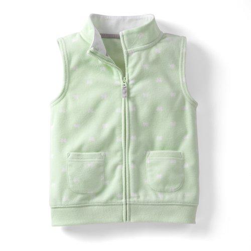 Carter's Girls Microfleece Print Vest