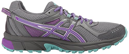 Asics Womens Gel-Sonoma 2 Trail Runner Taupe/Orchid/Pool Blue