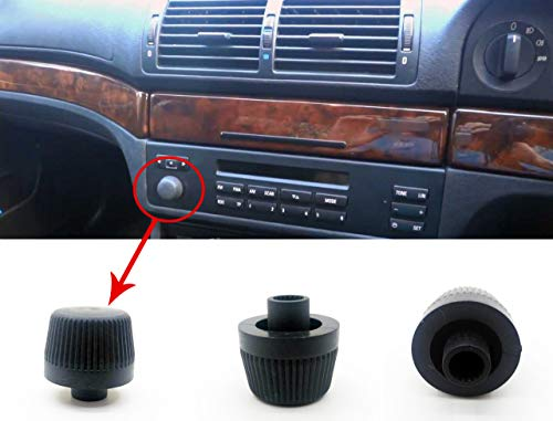 Radio Volume Control KNOB Button for BMW 5 Series E39 X5 E53