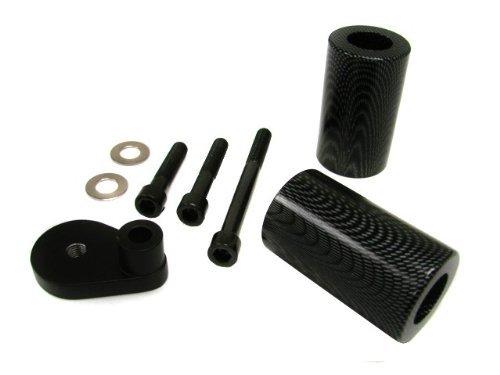 TMS® Carbon Frame Sliders for 2006 2007 2008 Suzuki Gsxr 600 750 Gsxr600 06 07 08