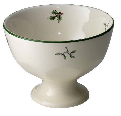 Spode Christmas Tree Individual Footed Bowl