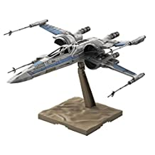 Star Wars 1 / 72 X-Wing fighter resistance specifications model car