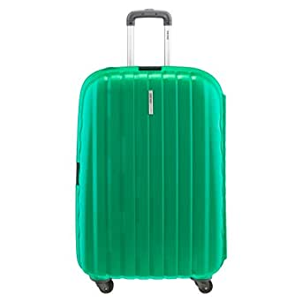 Delsey Luggage Helium Colours 29 Inch Spinner Trolley, Emerald Green, One Size