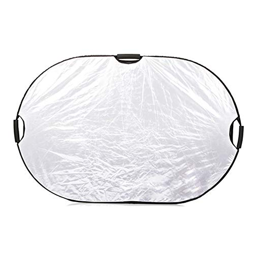 Selens 5-in-1 48x72 Inch Oval Reflector with Handle for Photography Photo Studio Lighting & Outdoor Lighting by Selens (Image #2)
