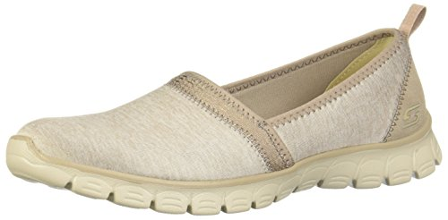Skechers Ez Flex 3.0 Swift Motion Donna Slip On Sneakers Taupe