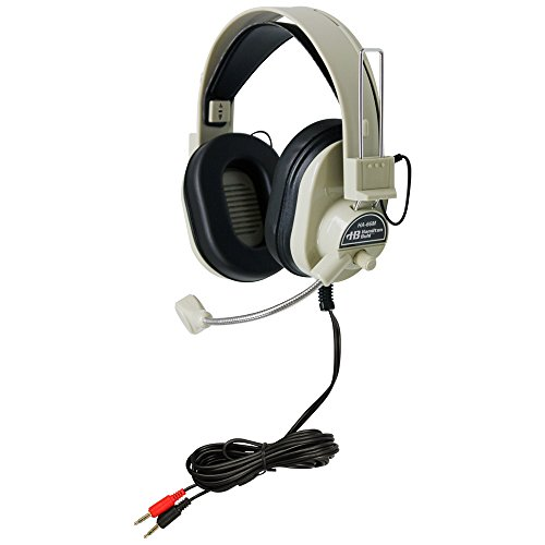 (Hecha66M - Deluxe Multimedia Headphone W/Mic )