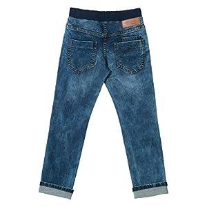 Desigual Boy's Denim_parches Jeans