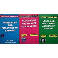 Gude To Jaiib Legal And Reguatory Aspects Of Banking, Accounting And Finance For Bankers, Principles And Practices Of Banking Set Of 3 Book Combo Edition 2020