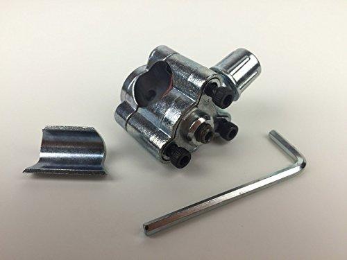 Bullet Piercing Valve 1/2-5/8 Refrigeration Machine Accessories Kits ()