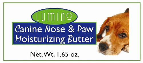 Lumino Canine Nose and Paw Moisturizing Butter 1.65 oz