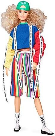 Barbie Linha Collector Latina Cabelos Loiros, Multicolorido, GHT92, Mattel