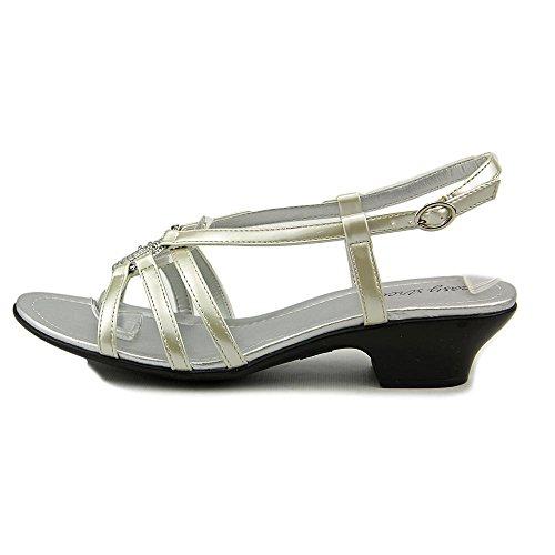 Easy Street Tripoly Donna Pelle sintetica Sandalo