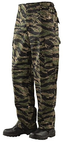 Zipper Fly Bdu Pants - 5