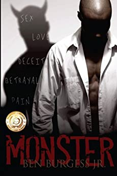 Monster by [Burgess Jr, Ben]