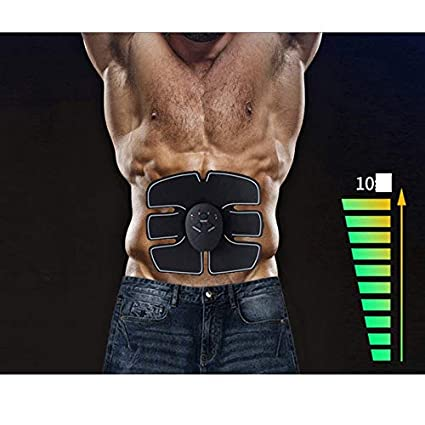 Scotch Painters Tape Abs Abdominal Muscle Paste, Lazy Abdominal Muscle Paste, Abdominal Muscle Stickers, EMS Smart Fitness Equipment, Trainer Muscle Toner